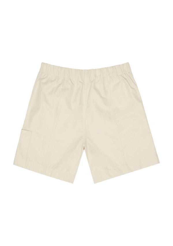 Organic Cotton Pocket Short in Sand