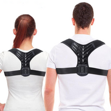 Load image into Gallery viewer, Back Adjustable Posture Corrector