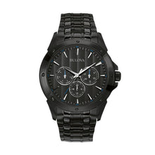 Load image into Gallery viewer, Bulova Men's Stainless Steel Watch