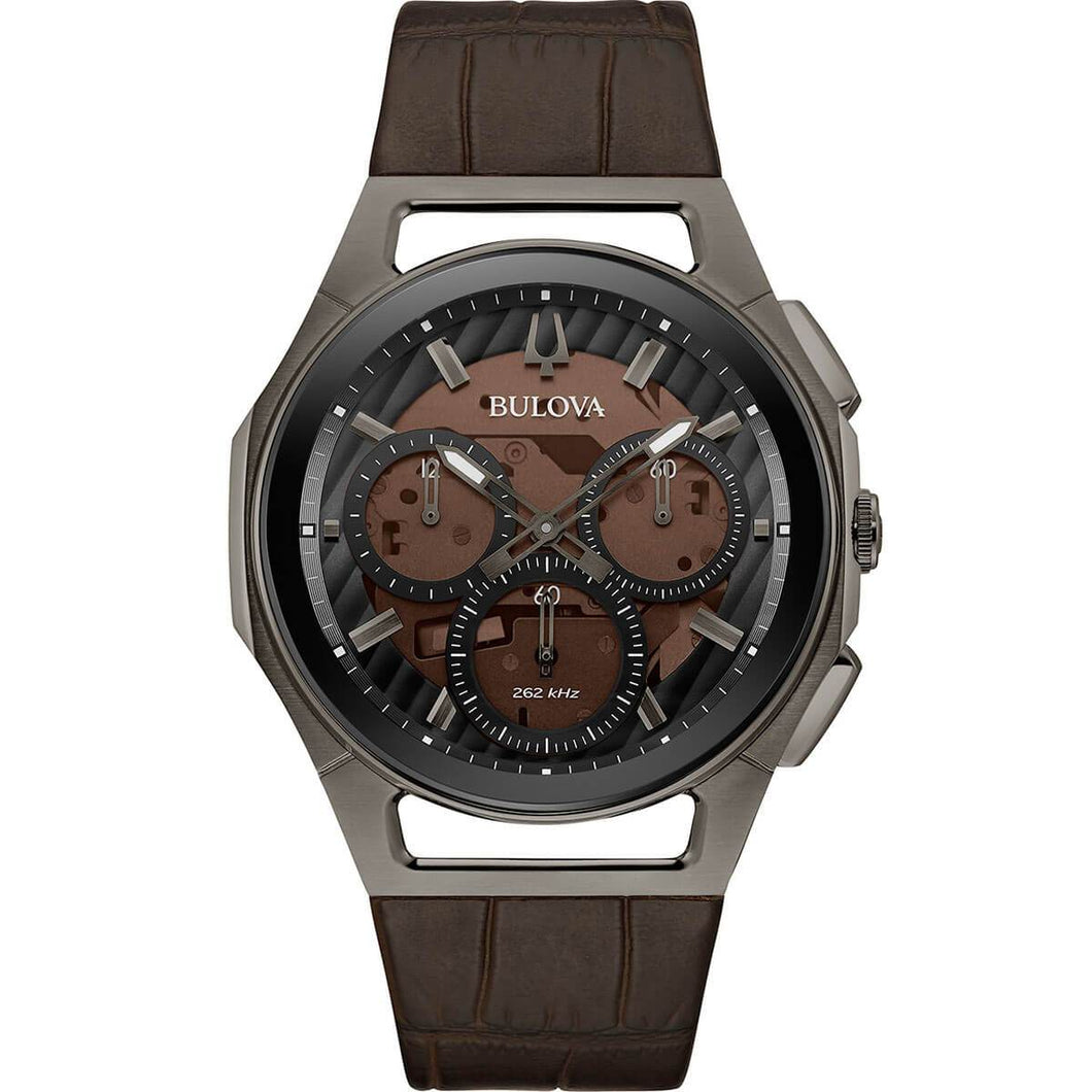 Bulova CURV Men's Chronograph Watch