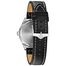 Load image into Gallery viewer, Bulova Men's Leather Watch