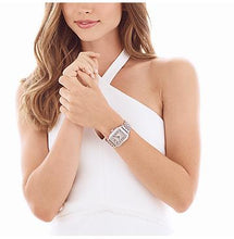 Load image into Gallery viewer, Deco Madison Stainless Steel Cashmere Diamond Watch