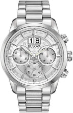 Load image into Gallery viewer, Bulova Sutton men's multifunction watch