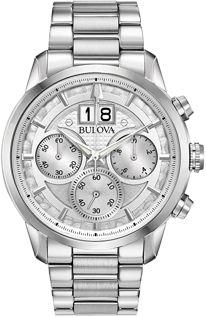 Bulova Sutton men's multifunction watch