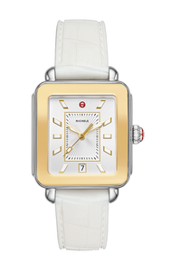 Deco Sport Two-Tone Watch