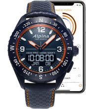 Load image into Gallery viewer, ALPINERX NAVY BLUE / NAVY BLUE