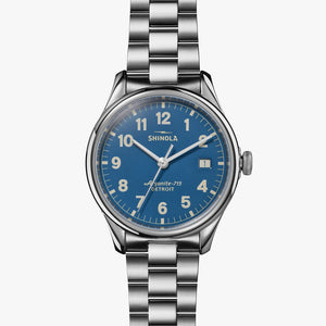 Great Americans Series: Smokey Robinson Limited Edition Watch 38mm