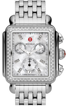 Load image into Gallery viewer, Deco Diamond, Diamond Dial Watch