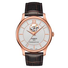 Load image into Gallery viewer, TISSOT TRADITION POWERMATIC 80 OPEN HEART