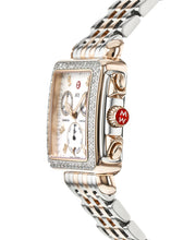 Load image into Gallery viewer, Deco Diamond Two-Tone Rose Gold, Diamond Dial Watch