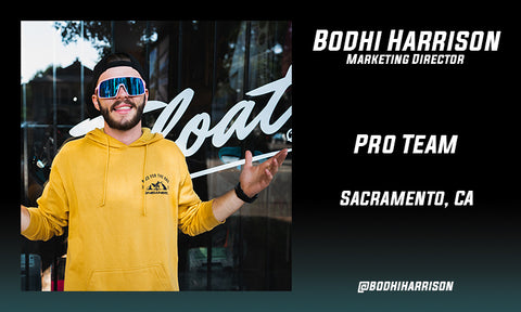 Bodhi Harrison Team Profile