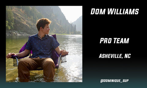 Dom Williams Team Profile