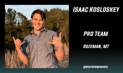 Isaac Kosloskey Team Profile