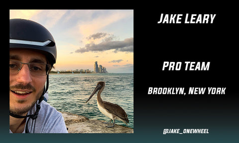 Jake Leary Team Profile