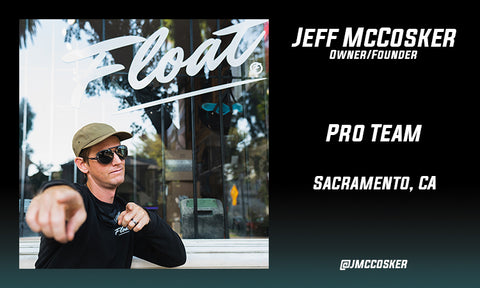 Jeff McCosker Team Profile