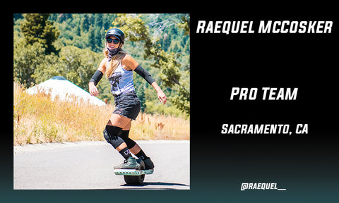 Raequel McCosker Team Profile