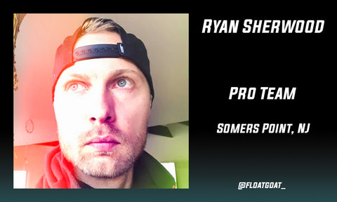 Ryan Sherwood Float Goat Team Profile