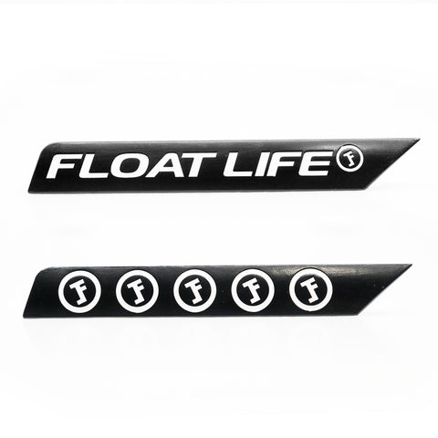 Float Life Badge