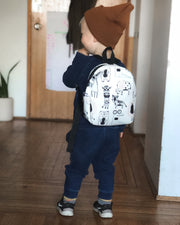 Cartoon Animals Backpack