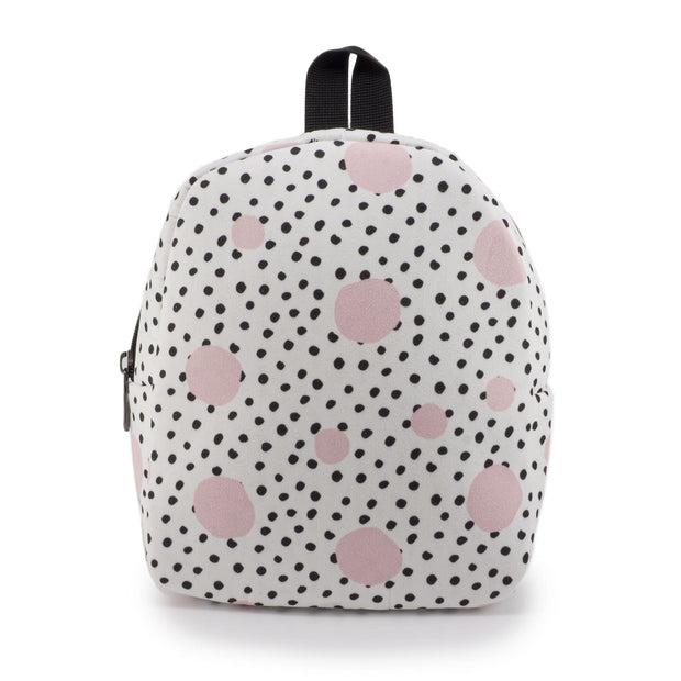 Pink Dots Backpack