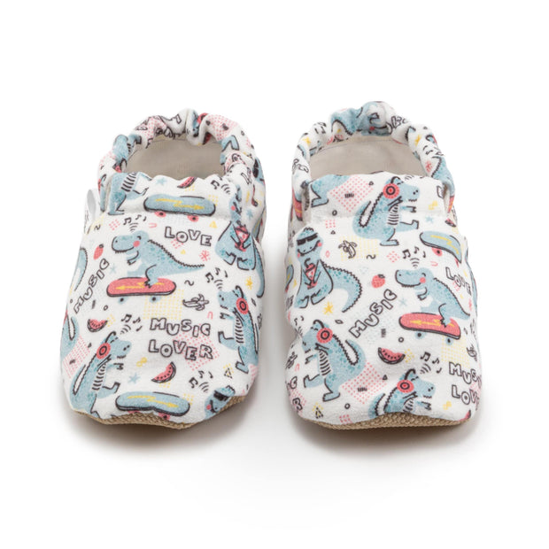 colorful dino shoes for babies and toddlers