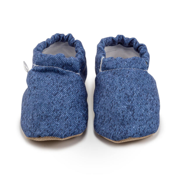 soft soles denim toddler and baby shoes