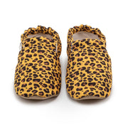 soft sole toddler leopard shoes