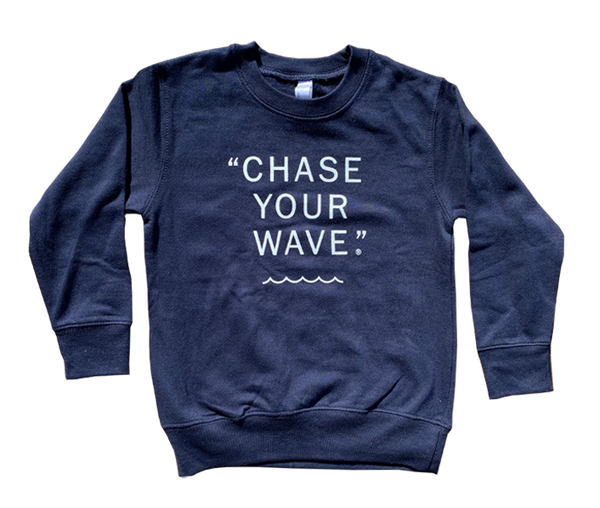 Chase Your Wave Toddler Crew