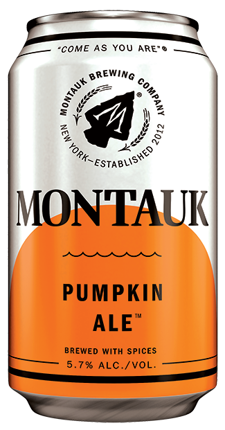 Pumpkin Ale Beer Can