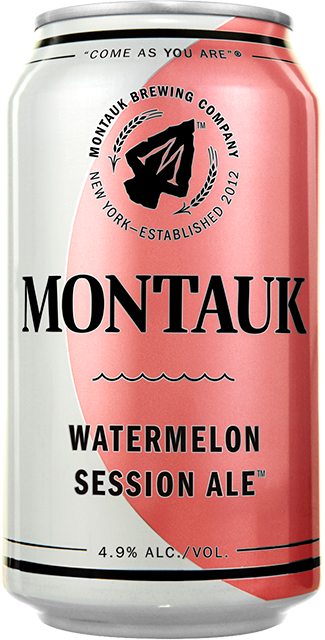 Watermelon Session Ale Beer Can