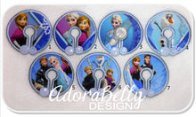 Load image into Gallery viewer, Frozen Gtube Covers Gtube Pads Elsa Anna Olaf Kristoff Hans Disney Princess