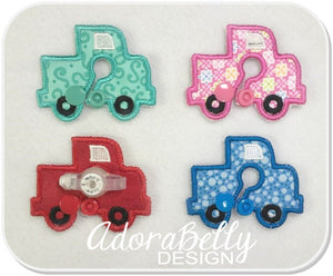 Truck Shape Gtube Pad Tubie Covers
