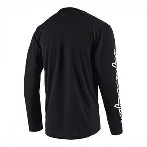 Jersey Sprint Black - Troy Lee - Azimut Adventure