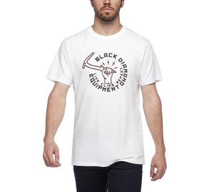 Playera Hammered Tee - Black DIamond - Azimut Adventure