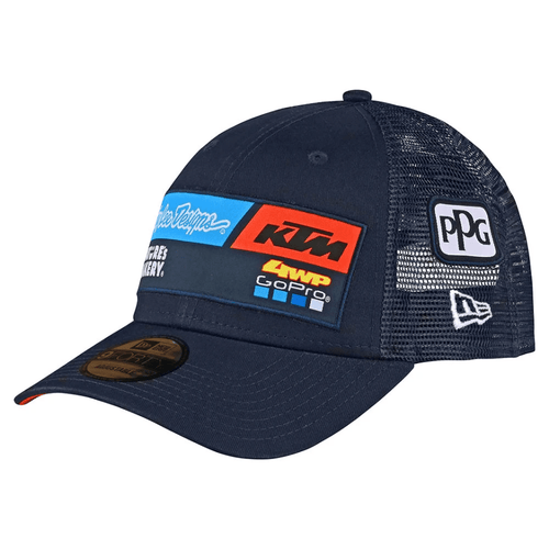 Gorra KTM Team Curva - Troy Lee - Azimut Adventure