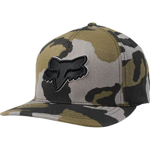 Gorra Epicycle Camo - FOX - Azimut Adventure