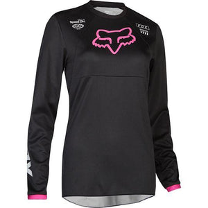 Jersey 180 Prix Black / Pink - FOX - Azimut Adventure