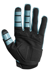 Guantes Ranger Gel Light Blue - FOX