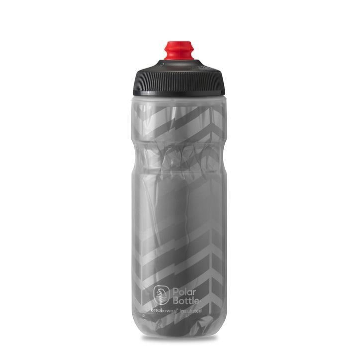 Ánfora Zip Black 20 Oz - Polar Bottle - Azimut Adventure