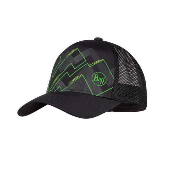 Gorra Trucker Sone Black - BUFF