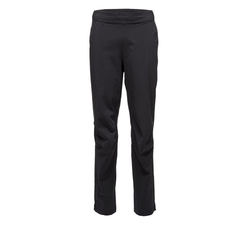 Pantalón StormLine Stretch Rain - Black Diamond - Azimut Adventure