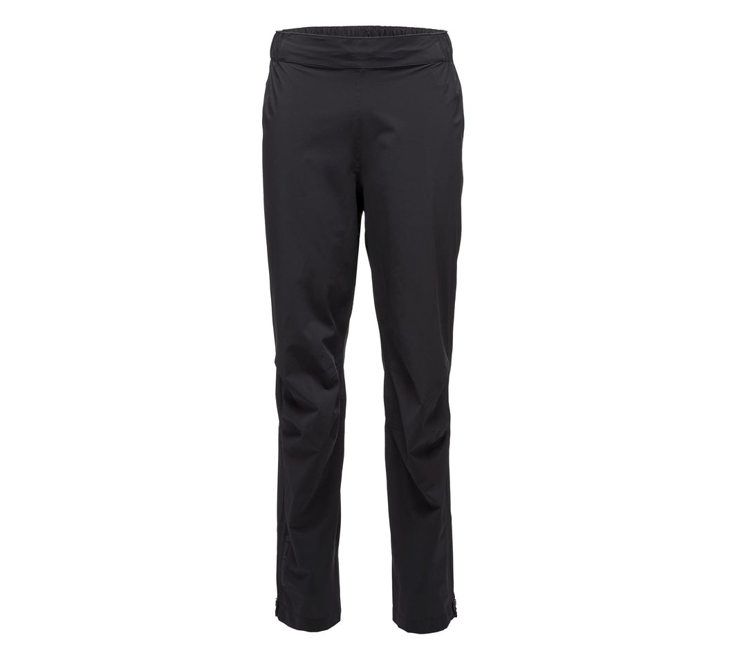 Pantalón StormLine Stretch Rain - Black Diamond