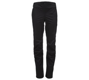 Pantalón Stormline Full Zip W - Black Diamond