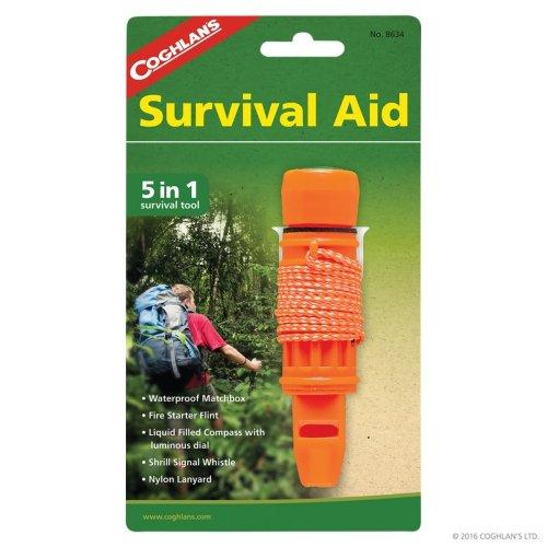 Survival Aid - Coghlan´s - Azimut Adventure