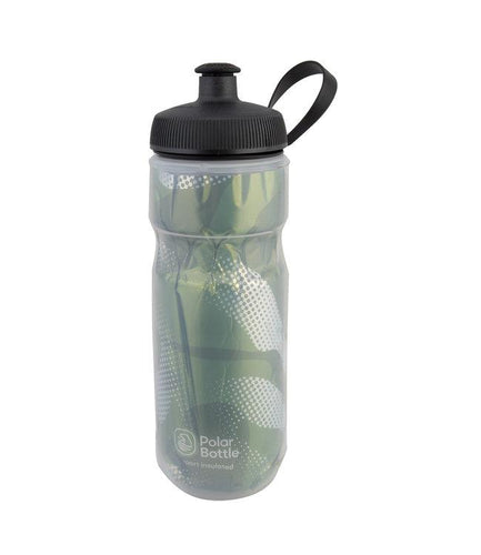 Ánfora Zip Olive 20 Oz - Polar Bottle - Azimut Adventure