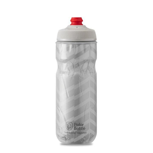 Ánfora Zip White 20 Oz - Polar Bottle - Azimut Adventure