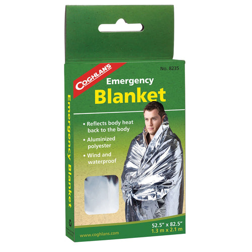 Emergency Blanket - Coghlan´s - Azimut Adventure