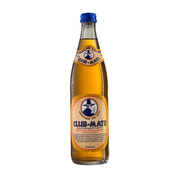 CLUB-MATE NATURAL 500ml (20 UNIDADES)
