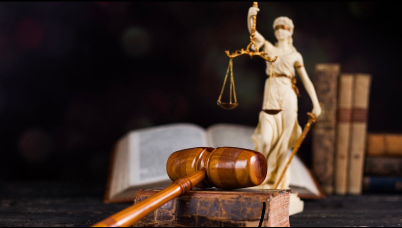 image of the judge mallet
