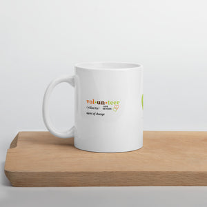 Volunteer Mug By SOS EB Kids